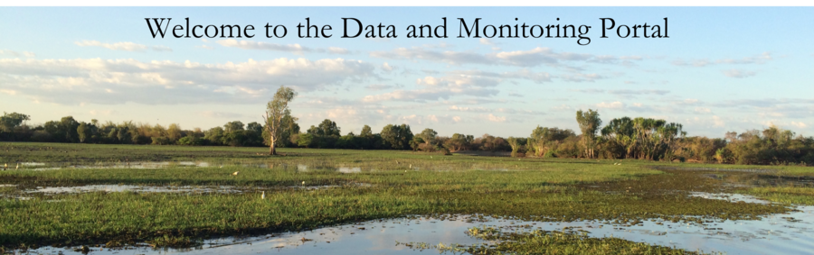 Welcome to the TERN Wetlands and Riparian Zones Data and Monitoring Portal